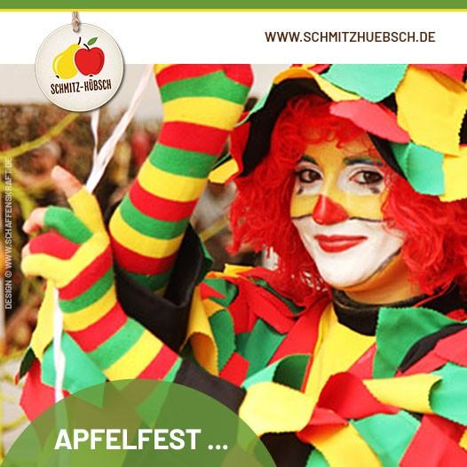 Apfelfest ...