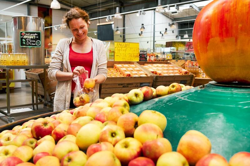 Äpfel + Birnen & Co.